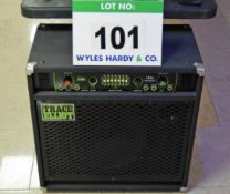A TRACE ELLIOT 715X 600W Bass Combination Amplifier with 7-Band Graphic Equaliser