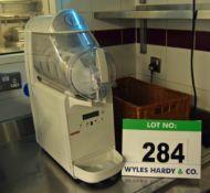 An UGOLINI Mini Gel Plus Benchtop Electric Soft Ice Cream Mixer/Dispenser