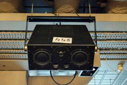 A DYNAUDIO ACOUSTICS Ceiling hung Audio Monitor