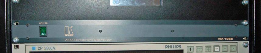 A KRAMER VM-1055 Video Component Distributor