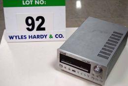 A TEAC DRA-H300DAB HDMI DVD Receiver, DVD Player and DAB Radion Receiver