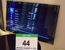 A SAMSUNG Model VE406C6530UKXXU 40 INCH Smart Flat Screen Television