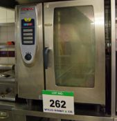 A RATIONAL Self Cooking Centre Programmable Counter-Top Electric Steam Oven (Risk Assessment and