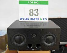 A DYNAUDIO ACOUSTICS M1 Audio Monitor Unit (Boxed)
