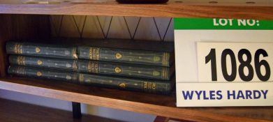 Six Volumes of the Modern Electric Practice, Volumes 1 to 6 inclusive
