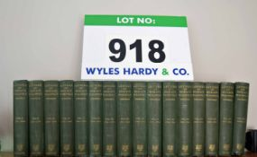 Sixteen Volumes of The Letters of Horace Walpole, Volumes 1-16
