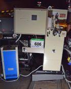 A KINOTON FP30-D Digital 35mm Reel-To-Reel Film Theatre Film Projector, Serial No. M2879 (3485
