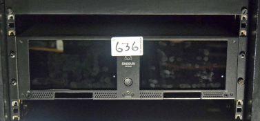 A SHOGUN Studio Twin Touchscreen Monitor and Recorder (NB. Lots 606 thru 659 Inclusive form the