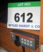 A DOLBY CP650 Digital Cinema Surround Sound Processor (NB. Lots 606 thru 659 Inclusive form the