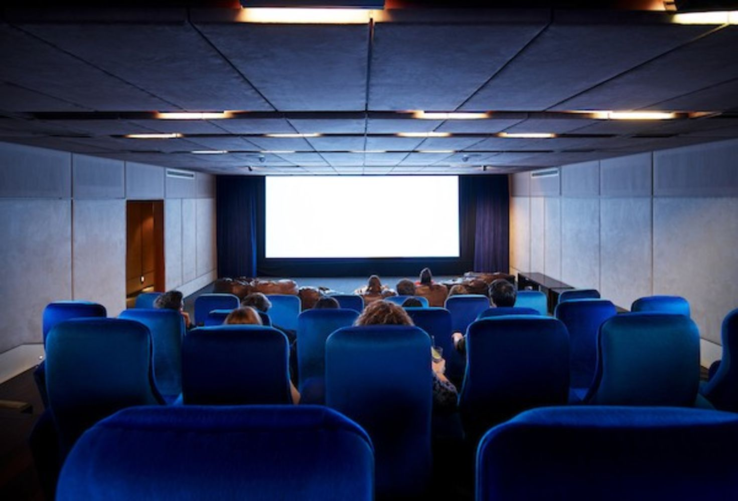 Timed Online Auction of The Former Cinema/Screening Room at The h Club