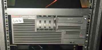 A KODAK JMN3000 Digital Output Player, One DRAYTEK Wireless Access Point (NB. Lots 606 thru 659