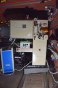 A KINOTON FP30-D Digital 35mm Reel-To-Reel Film Theatre Film Projector, Serial No. M2882 (4808
