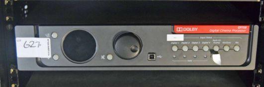 A DOLBY CP750 Digital Cinema Surround Sound Processor (NB. Lots 606 thru 659 Inclusive form the