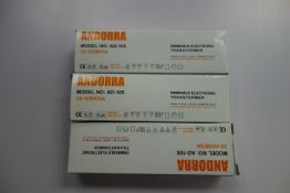 46 X Andorra AD 105 35-105W/VA Dimmable Electronic Transformer Inductive Load Compatible 1.5KW Surge