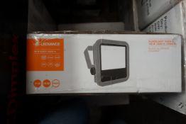 2 X LEDVANCE AC082810055 180W Floodlight 100DEG 4000K 20000 Lumen 1K08 IP65 Black Aluminium Housing