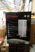 3 X Dimplex NLOFCR 1500W 1.5KW OIL filled Radiators