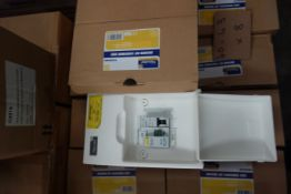 8 X Newlec NLCUSHOWER Shower Kit Consumer Unit C/W 1 X 63A 30MA RCD 1 X 50 AMP MCB