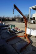 Moducrane Hoist   1,000 lb Capacity