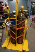 Bottle Cart w/Torch