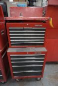 Craftsman Rolling Toolbox w/Contents