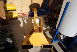 Caldwell Lif-Truc Forklift Boom Attachment   Model No. PV60; 6,000 lb Max Capacity