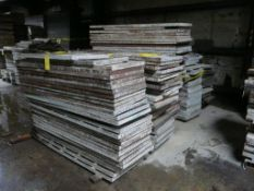 Lot of Assorted Medalist Concrete Forms | Lot Loading Fee: $50.00