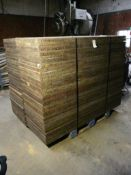 "Lot of (60) Medalist Concrete Forms | 24"" x 72""; Lot Loading Fee: $10.00"