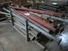 """Lot of (55) Post Shores 