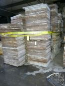 "Lot of (708) Medalist Concrete Forms | Includes:; (526) 24"" x 36""; (182) 24"" x 24""; Lot Loading Fee:"