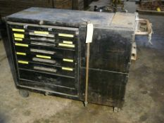 "Nautilus Rolling Tool Box | 48""W x 21""D x 38.5""H; Lot Loading Fee: $25.00"