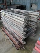 Lot of (23) Pieces of 10K Frame Concrete Shoring | 2' x 6'; Lot Loading Fee: $10.00