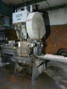 "South Bend Johnson 60-Ton Press | Model No. OBI-60; 60-Ton; Stroke: 4""; 32"" x 21"" Bed; 230V; 3PH;"