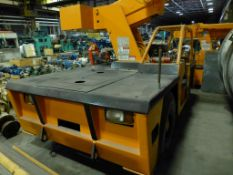 Broderson Manufacturing Corp Crane | Model No. IC-80-3F; 1,500 Hours; 4-Wheel Steer, 2-Wheel
