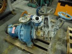 Lot of (2) Goulds Pumps | (1) BRG O.B. 3311A-C3, BRG IB 15311 C3; (1) BRG O.B. 3309, BRG IB 6309