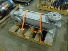 Carver Pump | Type: RS9-B 3X2X6 DI/CI 11-ST6; 180 GPM; Unused, Spare