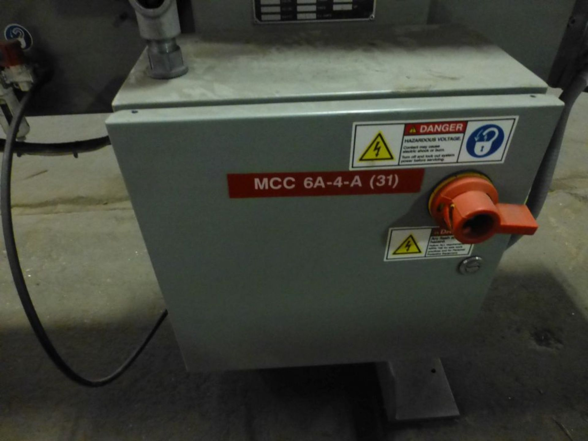 Appleton Automatic Core Cutter | Model No. A301; 2 HP; 460V; 3PH; Mfg: 2010 - Image 17 of 19