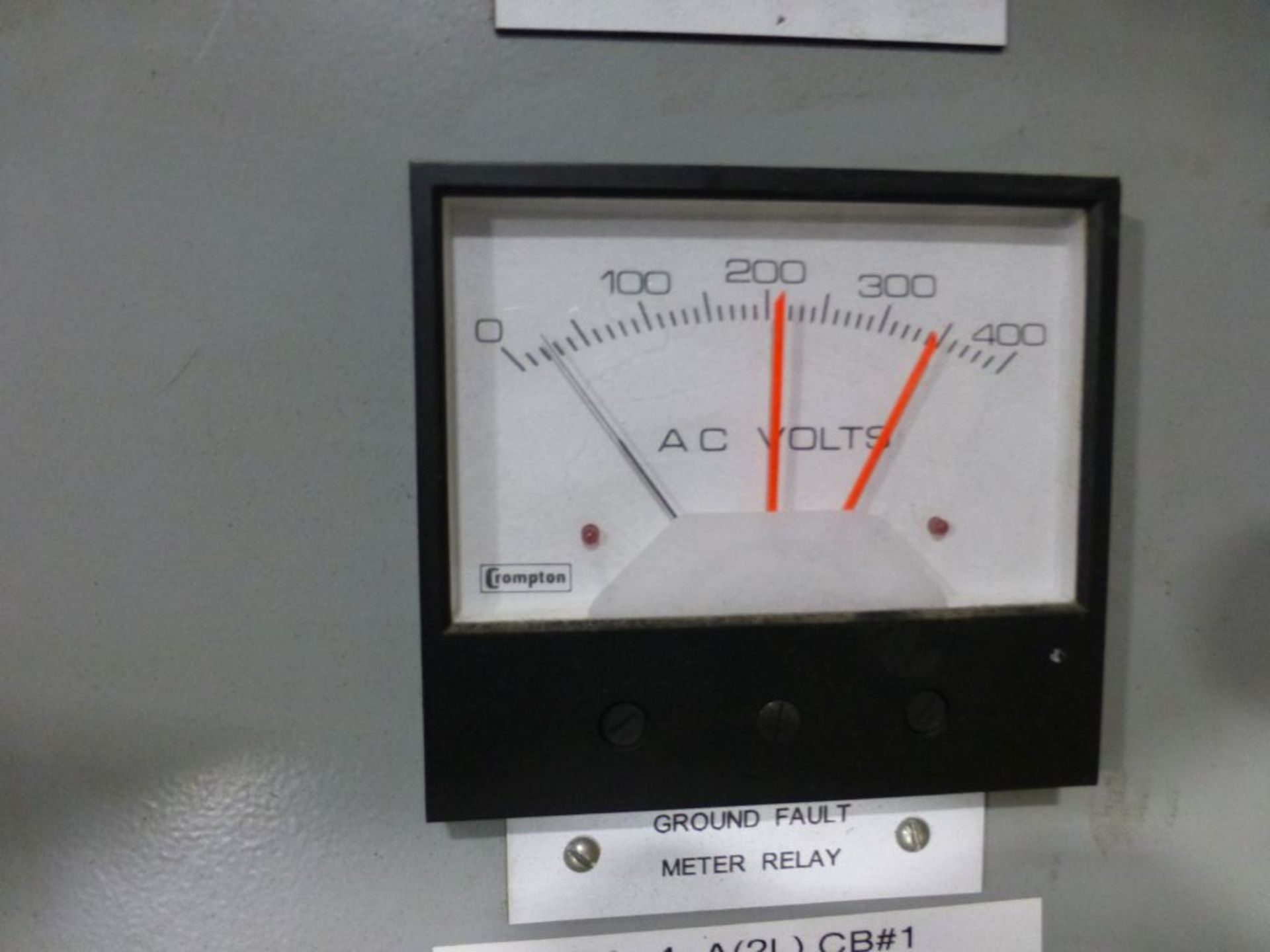 Substation Protective Relay Panel - Image 4 of 14