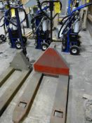 """Rol-Lift Hand Hydraulic Pallet Truck 