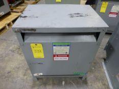 General Signal General Purpose Transformer | Cat No. T5H 305; Type: 3R; 30 KVA; High Voltage: 480