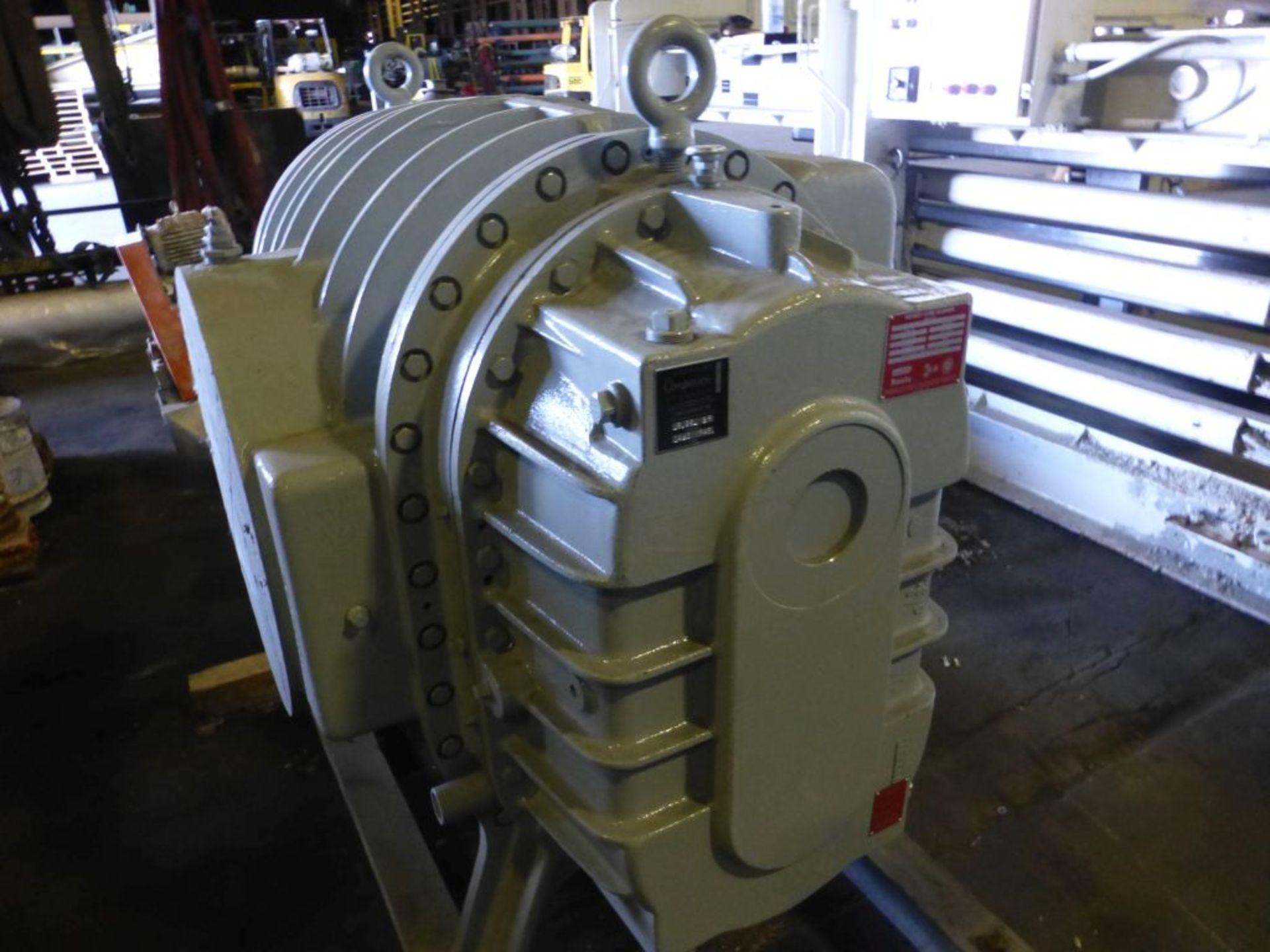 Roots Dresser Rotary Lobe Blower | Model No. 1435-J-V-N-CL-7L-0-R-L-OCE; Max Speed RPM: 1365; - Image 3 of 6