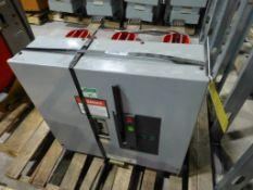 Square D Medium Voltage Circuit Breaker | Cat No. 5VD7133Y000A; Type: VR; 100-140V; Continuous