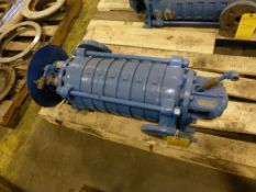 Carver Multistage Pump | Model No. 3355; GPM: 1500; Pressure to 800 PSI; Size: 3x2x6