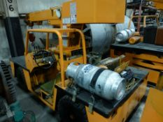Broderson Manufacturing Corp Crane | Model No. IC-35-2C; S/N: 43875; 3,500 Hours; Gas Engine: