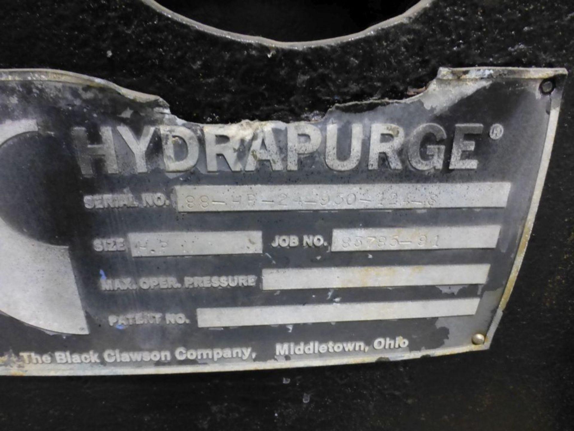Kadant Black Clawson Size II Hydrapurge | Serial No. 88-HP-24-950-124-S; Size: HP 11 - Image 8 of 8