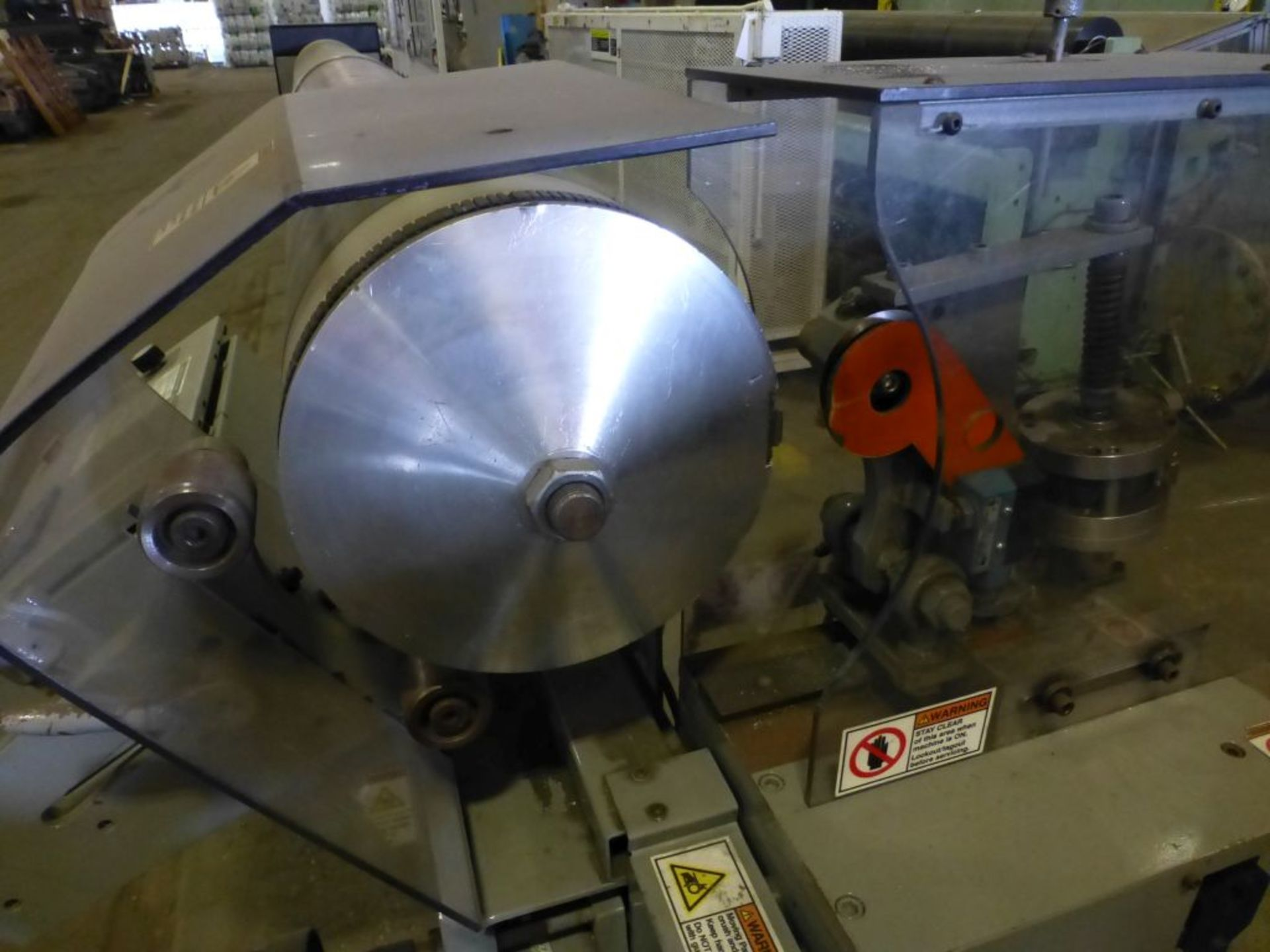 Appleton Automatic Core Cutter | Model No. A301; 2 HP; 460V; 3PH; Mfg: 2010 - Image 7 of 19