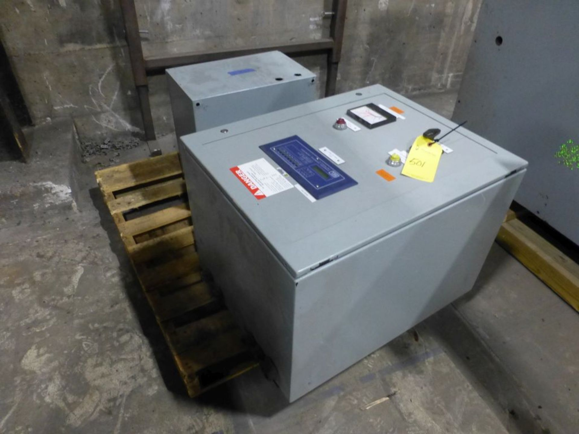 Substation Protective Relay Panel