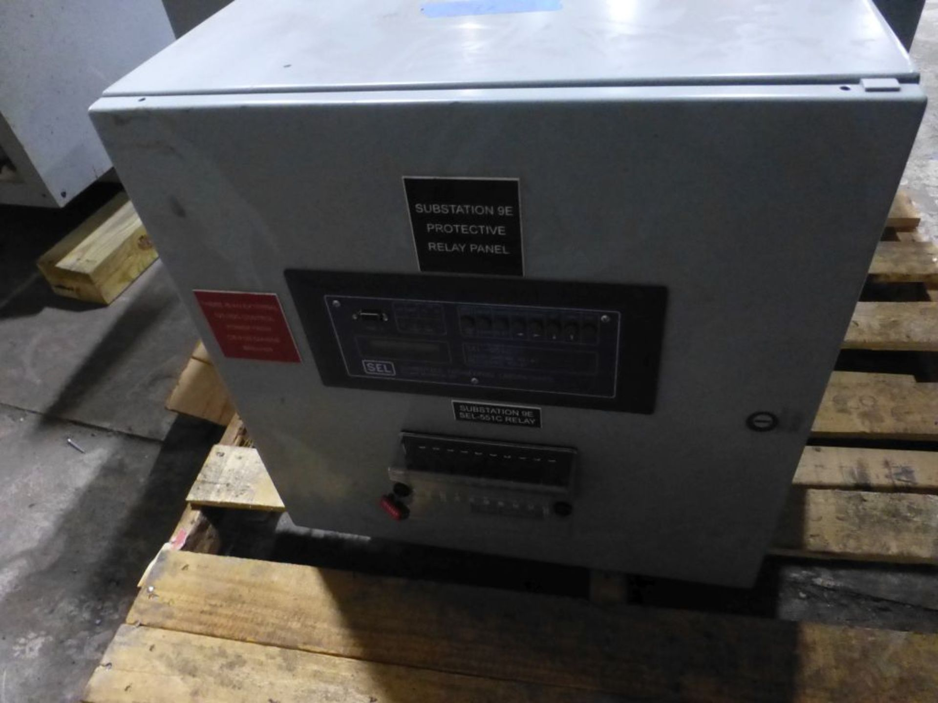 Substation Protective Relay Panel - Image 10 of 14