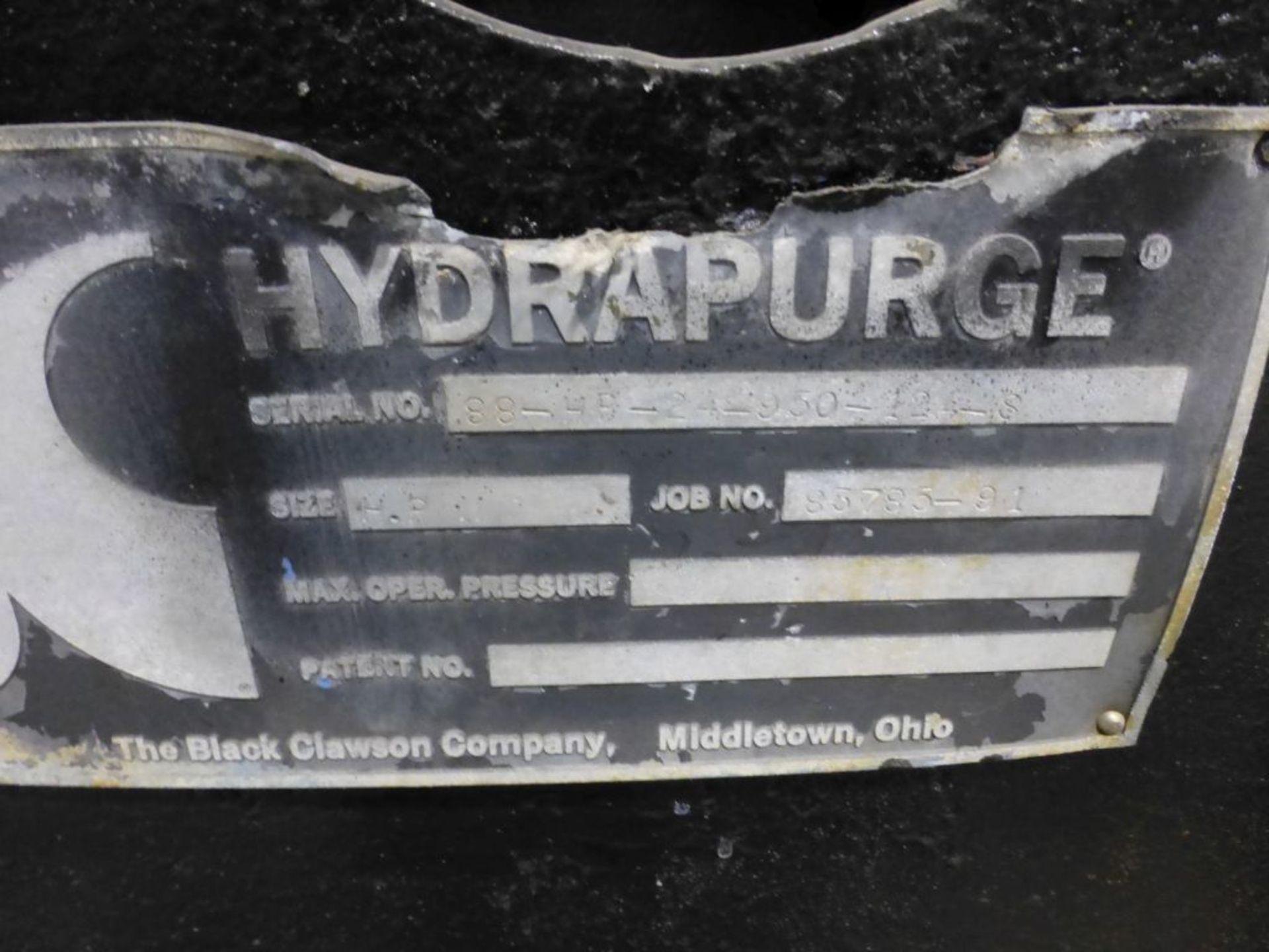Kadant Black Clawson Size II Hydrapurge | Serial No. 88-HP-24-950-124-S; Size: HP 11 - Image 7 of 8