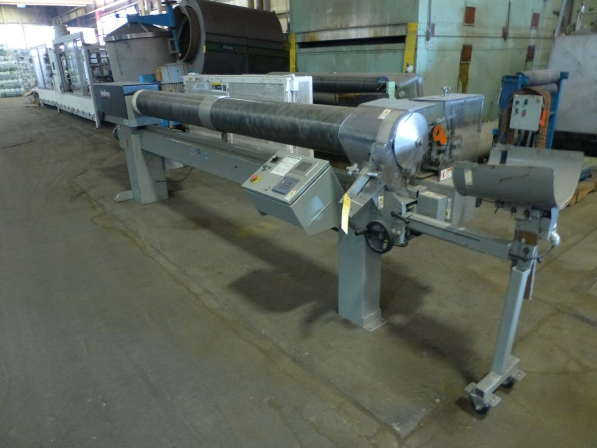 Appleton Automatic Core Cutter | Model No. A301; 2 HP; 460V; 3PH; Mfg: 2010