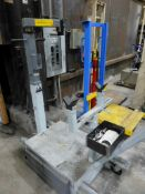 AzTech Machinery Inc Gila Hoist | Model No. MP-3C